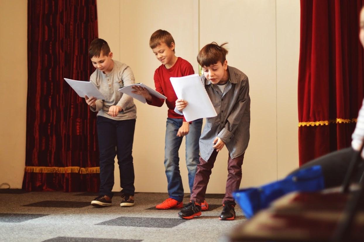 warsztaty teatralne dla dzieci